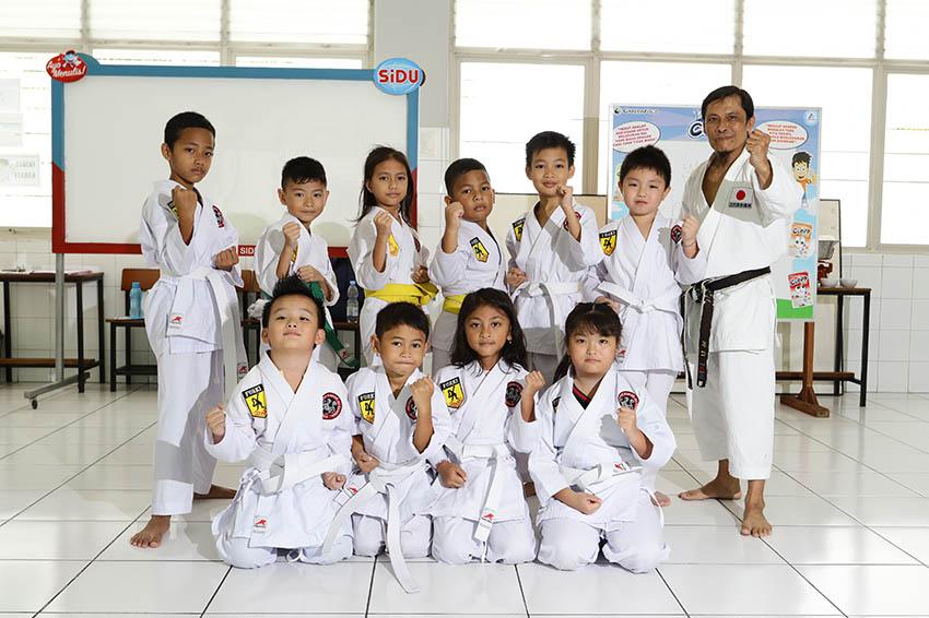 Eskul Karate (SD)