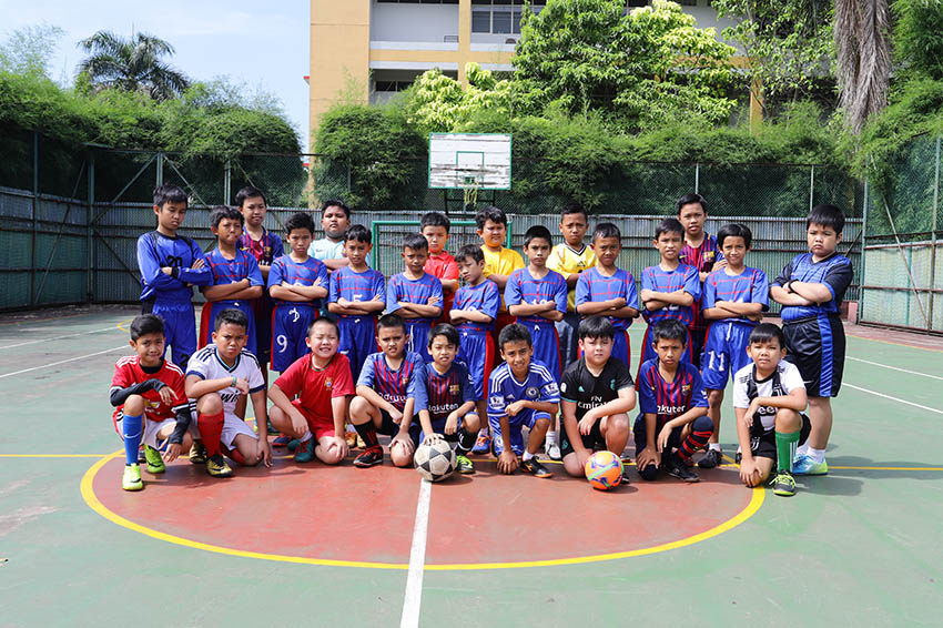 Eskul Soccer (SD)