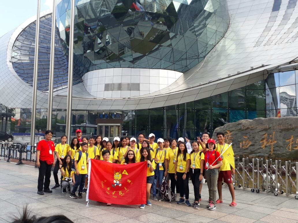 Summer Camp To China (SMP)