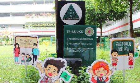 Lomba Sekolah Sehat Jawa Barat, TK Kesatuan Siap Dinilai
