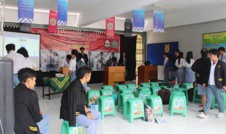SMA Kesatuan Pilih Ketua OSIS