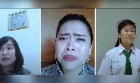 Indonesia Jaya-cover kolaborasi guru dan siswa #dirumahsaja