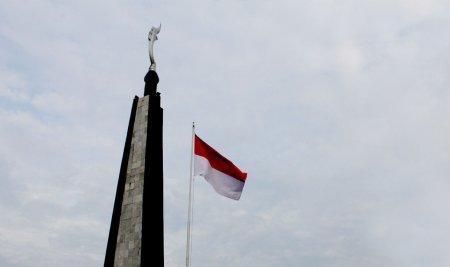 Pengibaran Bendera Pusaka Merah Putih