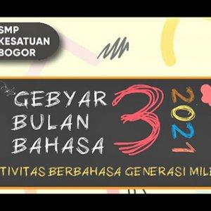 Bulan Bahasa – SMP Kesatuan Bogor